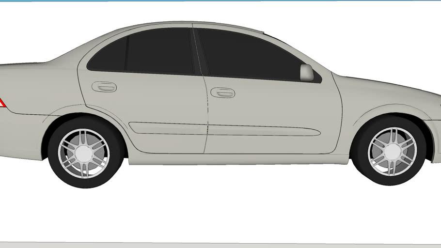Nissan Almera 2007
