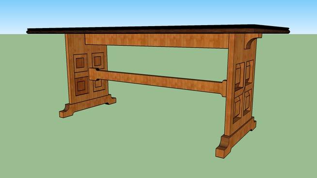 TABLE -180X90X78