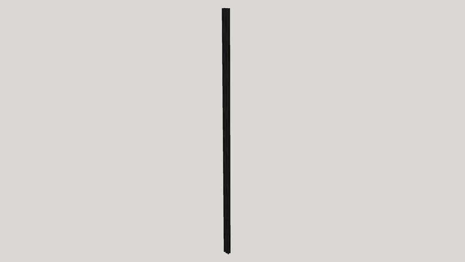 V-Slot 20x40x1500 Linear Rail Black_1_0