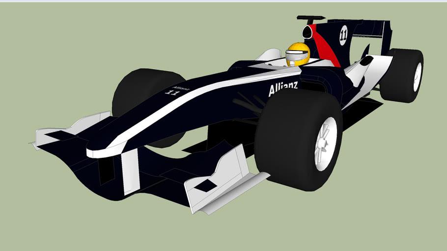 Williams f1 2011