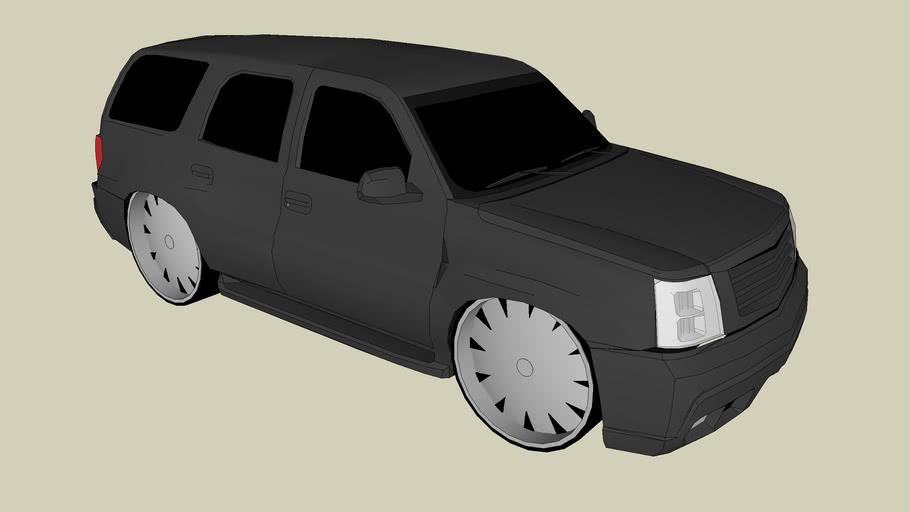 Tuned Cadillac Escalade