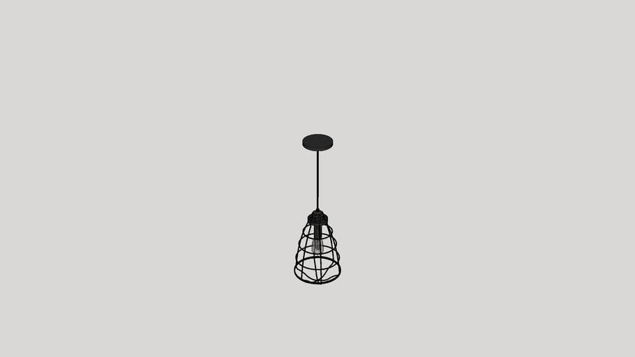 Abdallah 1 Light Pendant