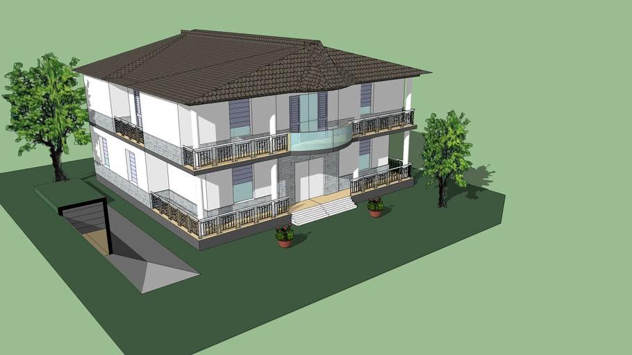 Paul Mayor's house - minsk Belarus BY