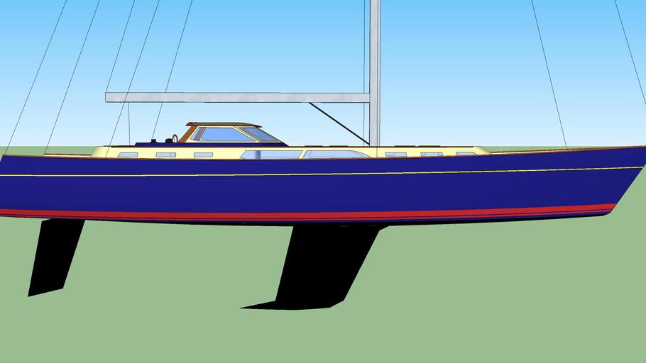 63 Foot Ocean Cruiser