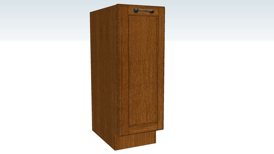Vanity Base Pull-out Appliance DRPD