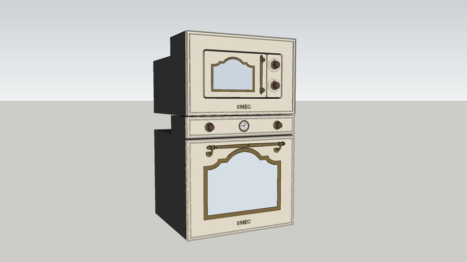 CLASSIC OVEN AND MICROWAVE