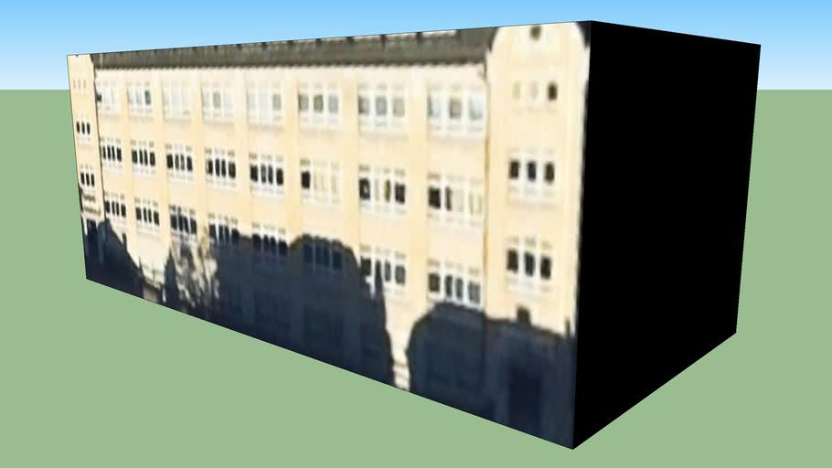 Building in Stuttgart, Deutschland