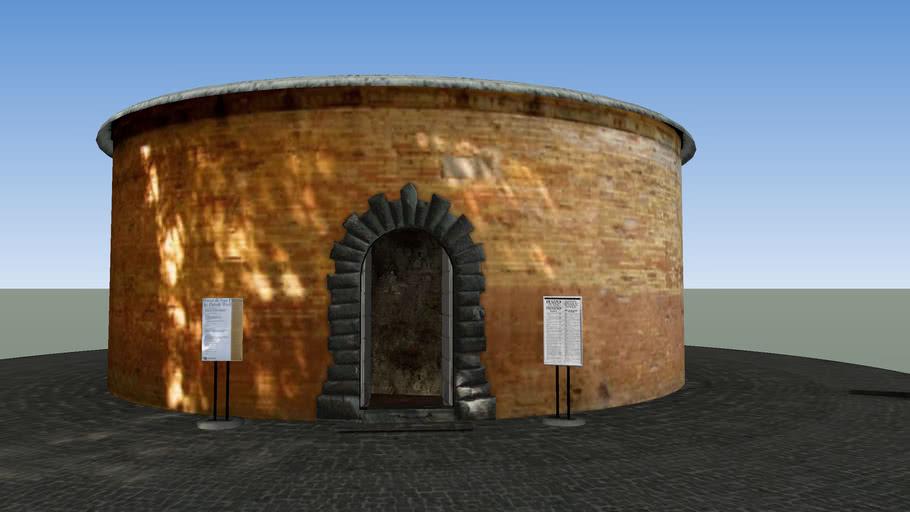 Orvieto (IT) - Pozzo di San Patrizio (St. Patrick's Well)