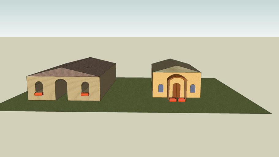 mexican buildings