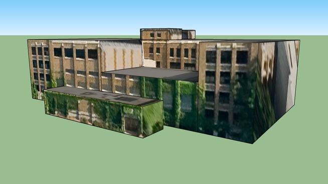 Marquette University, Haggerty Hall, Milwaukee, WI