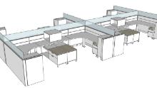 Herman Miller - Custom Workstations
