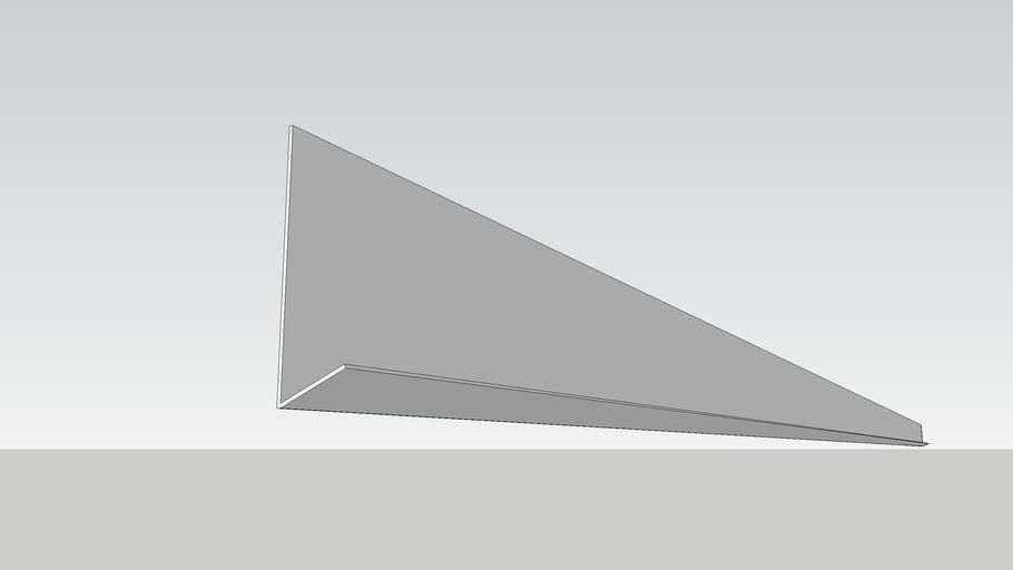Moisture Diverter (DS 2858)