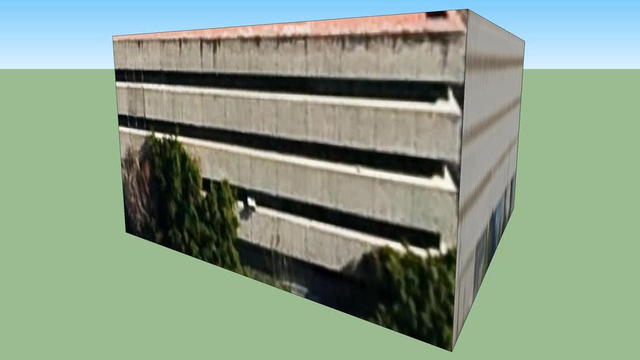 Edificio en Mexico City, D.f., Mexico