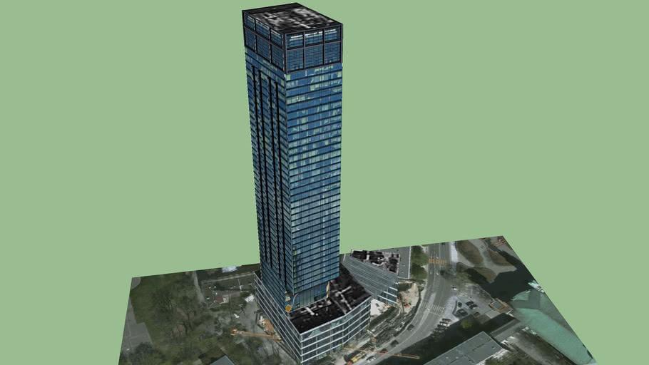 Twarda Tower