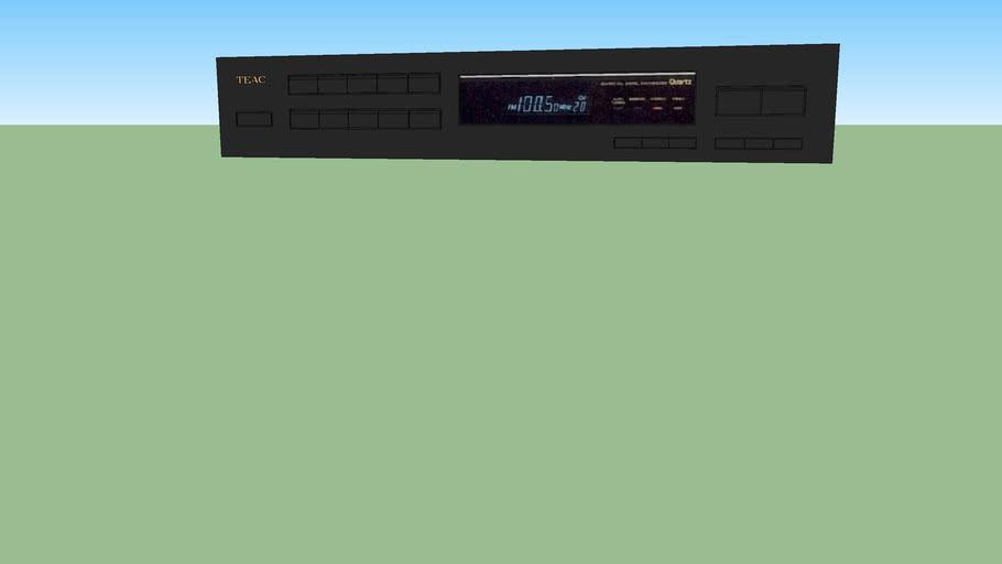 Teac (TX110) stereo tuner