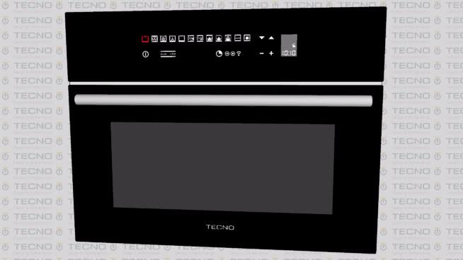Forno Combinado com Micro-ondas TECNO SPEED TK34EN