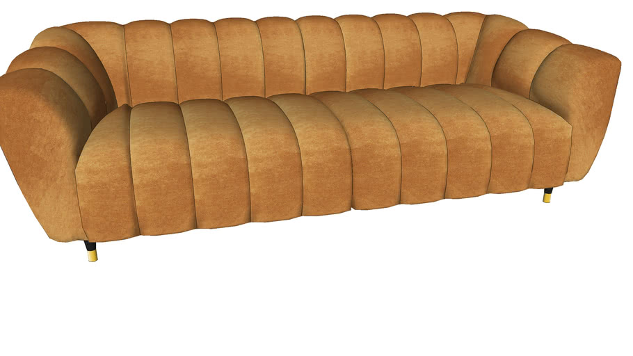 83620 Sofa Spectra 3-Seater