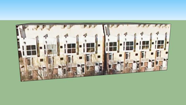 Gebäude in 1, Charlotte, NC, USA