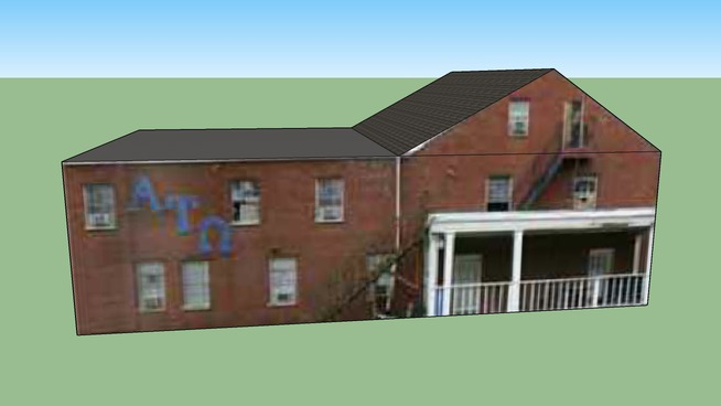 Alpha Tau Omega Fraternity House