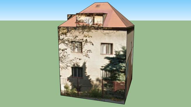 Želivecká 1, Prague, Czech Republic