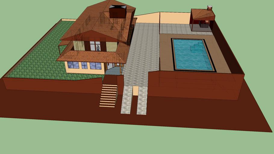 Casa Projeto 1 Jessé