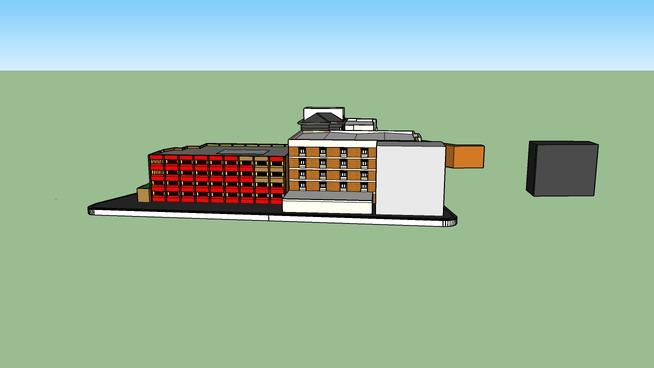 St. Cabrini - Extension Building