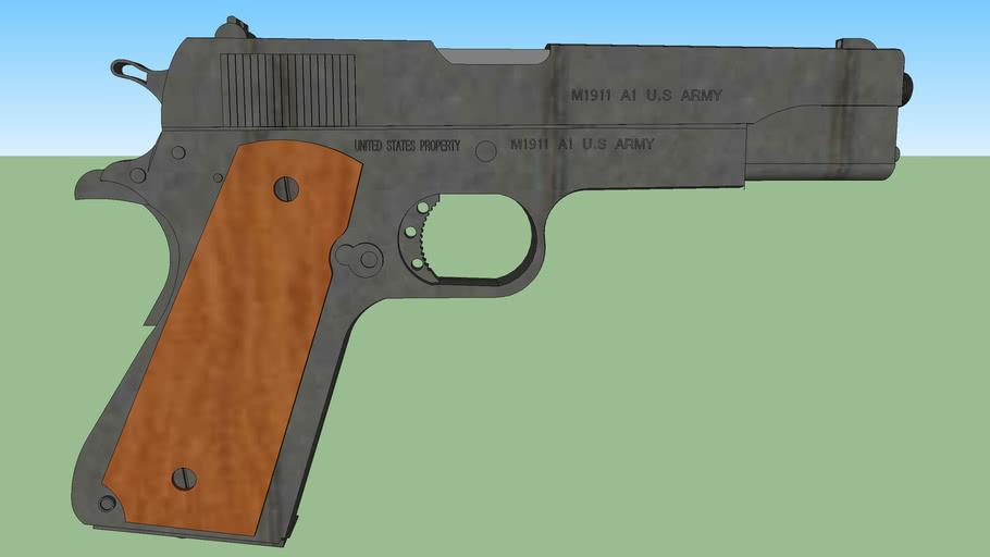 COLT M1911A1 SOCOM pistol