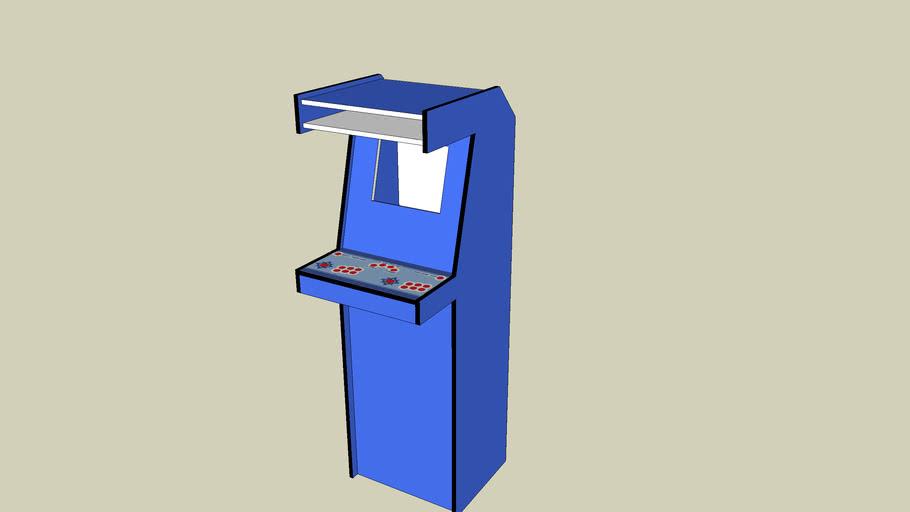 Arcade Cab Entwurf neu