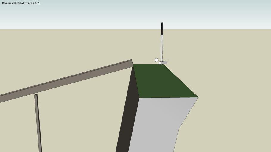 Mini Gulf Hole 4 of 18 SketchyPhysics