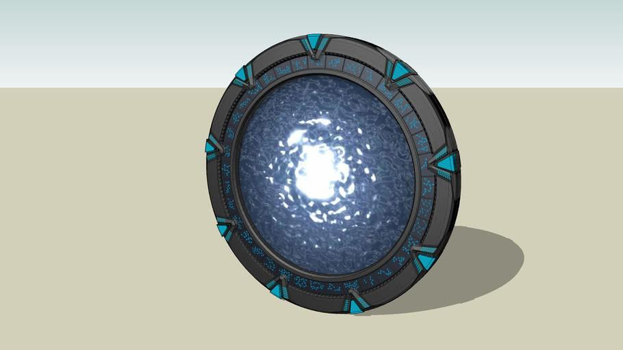 Stargate la porte des étoiles de Pégasus