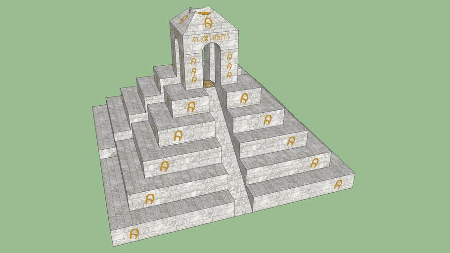 Ancient Alexlantian Pyramid