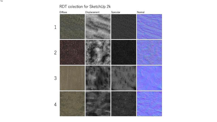 High-quality texture 2048*2048 (RDT 07)