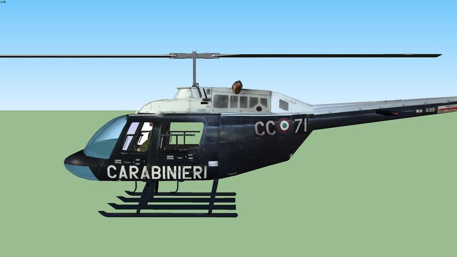 Bell 206 Carabinieri