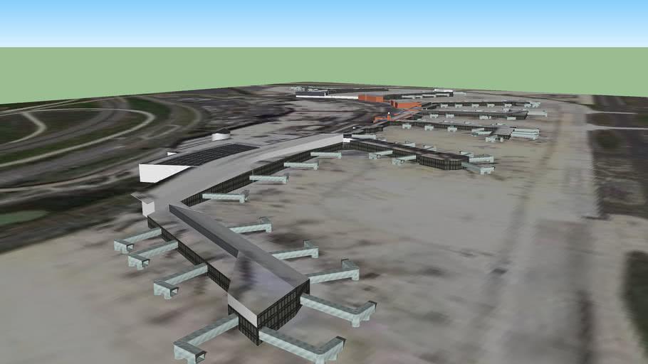 Philadelphia International Airport [Once More Improved] {2Mb} {PHL KPHL}