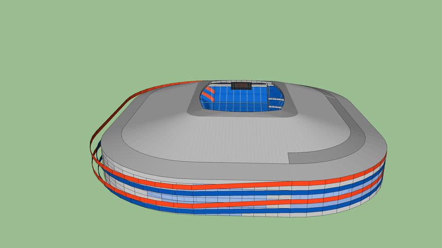 Future Modern Stadium