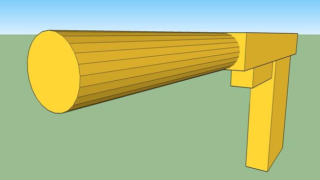 basic golden gun