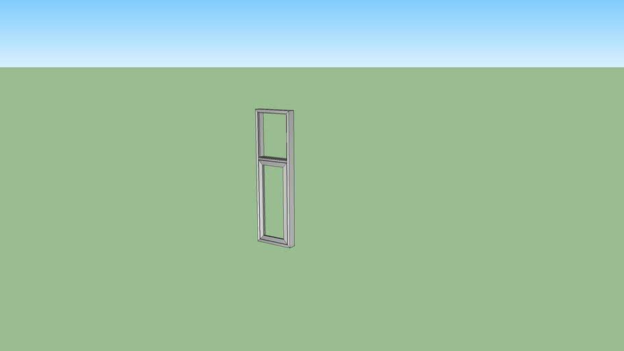 window - jendela 60x200 cm