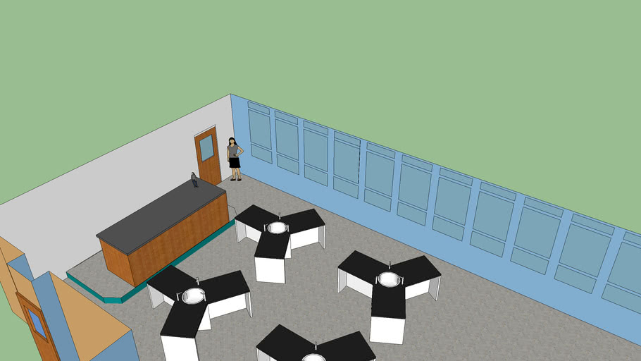 Mrs. Macomber Room