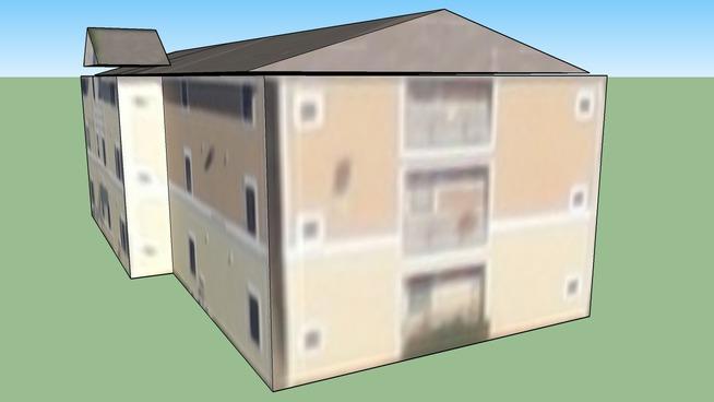 Ēka adresē Ostina, Teksasa, Amerikas Savienotās Valstis