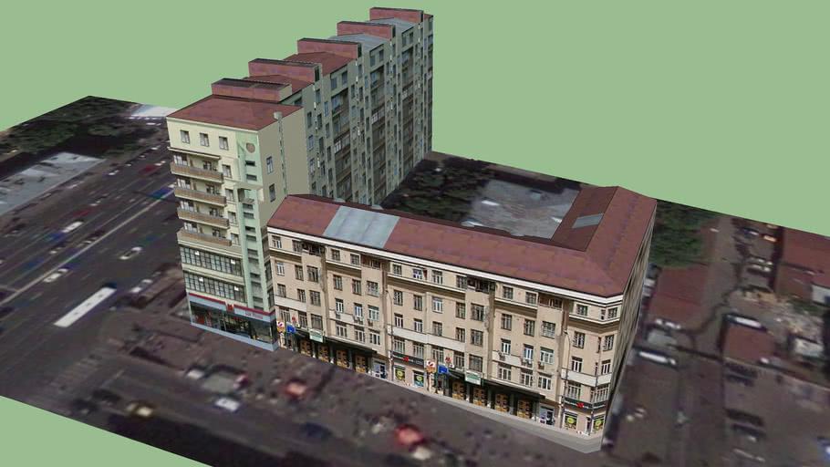 улица Земляной Вал, 27с1