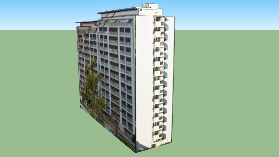Строение по адресу Осака, Япония