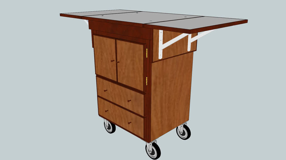 Vondriska Mobile Outfeed Table(s)