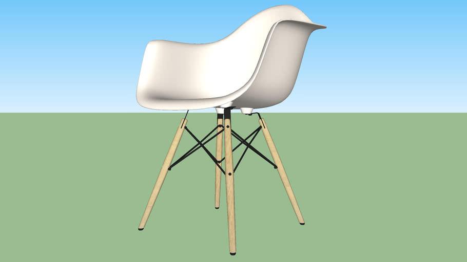 Eames DAW chair
