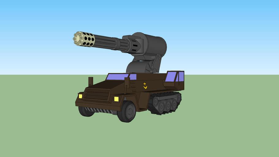 Vulcan Armored Car (Gundam)