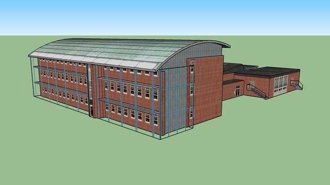 Fachhochschule Lübeck - Gebäude 21