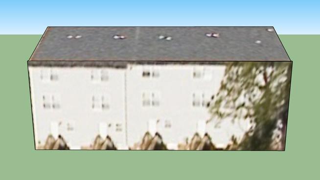 Gebäude in Raleigh, North Carolina, Vereinigte Staaten