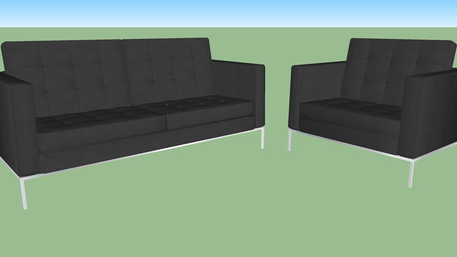 Modern Lounge Suite Warehouse