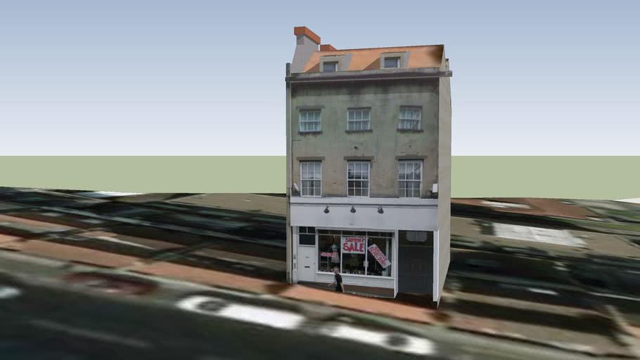 26 Park Street, Bristol