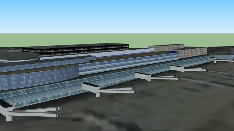 TOKYO AIRPORT TERMINAL 2