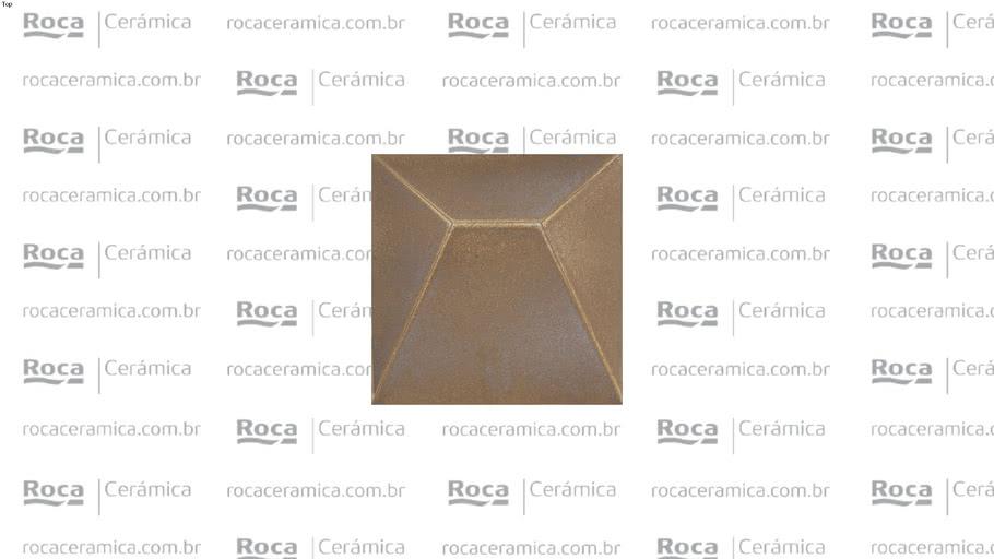 ROCA - RV BLOCK RUST BR15,4X15,4